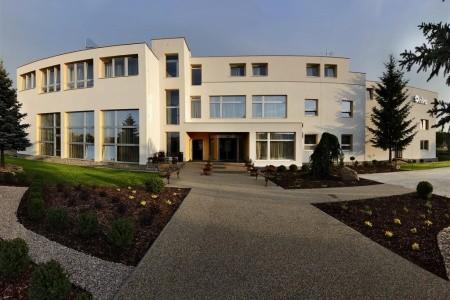 Dovolenka  - Česká republika - Lázeňský & Wellness Hotel Niva, Luhačovice