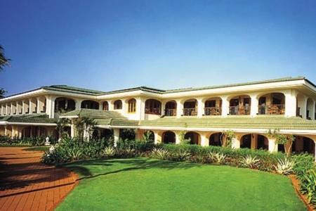 Dovolenka  - India - Taj Exotica