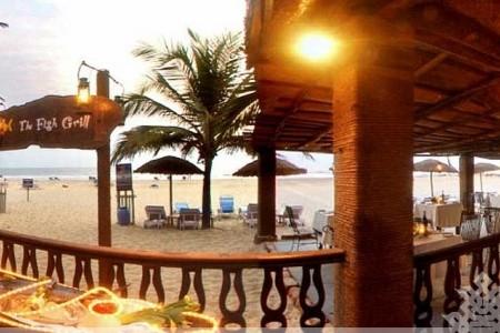 Dovolenka  - India - Holiday Inn Resort