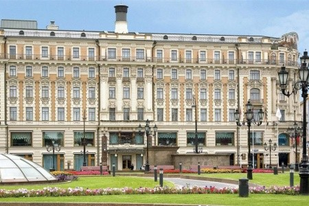 Dovolenka  - Rusko - National, A Luxury Collection Hotel, Moscow
