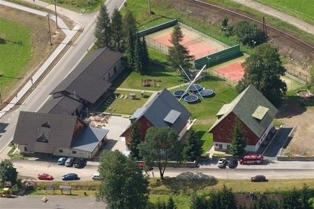 Dovolenka  - Česká republika - Skiland - Ostružná