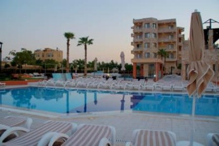 Dovolenka  - Jordánsko - Ramada Dead Sea Resort