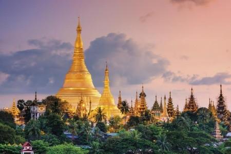 Dovolenka  - Barma - To nejlepší z Barmy