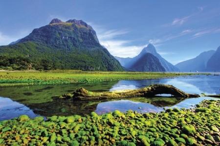Dovolenka  - Nový Zéland - Největší krásy Nového Zélandu