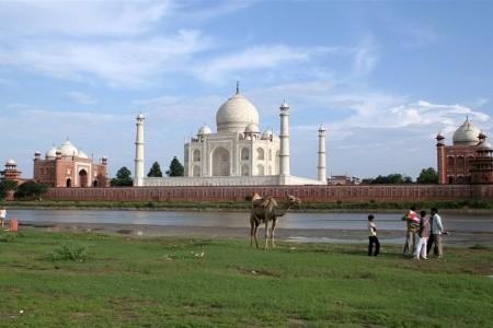 Dovolenka  - India - Tajemná Indie