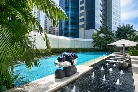 Dovolenka  - Singapúr - St. Regis Singapore