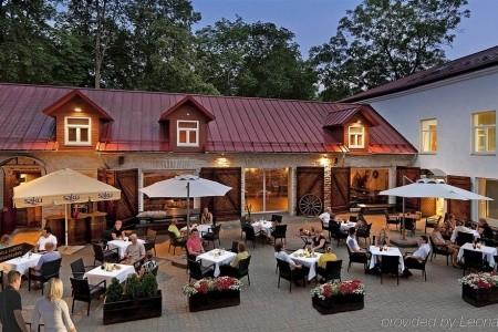 Dovolenka  - Estónsko - Von Stackelberg Hotel Tallinn