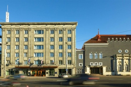 Dovolenka  - Estónsko - Palace Tallinn