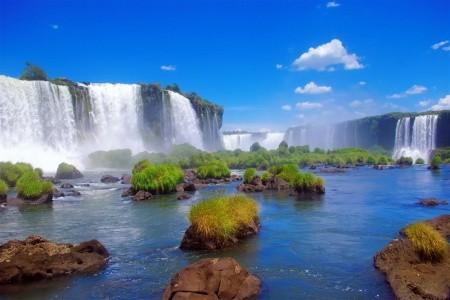 Dovolenka  - Brazília - Čtyři perly Jižní Ameriky-Patagonie,Buenos Aires,Iguazú,Rio