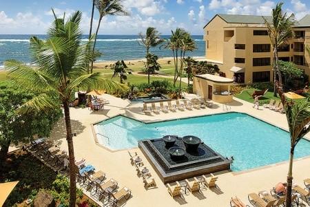 Marriott Coconut Beach, Ostrov Kauai