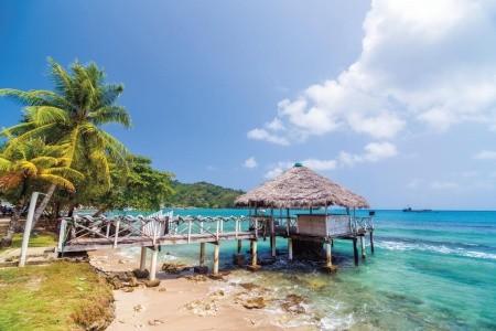 Dovolenka  - Kolumbia - Tajemná Kolumbie a panenské ostrovy