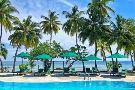 Dovolenka  - Maldivy - Equator Village