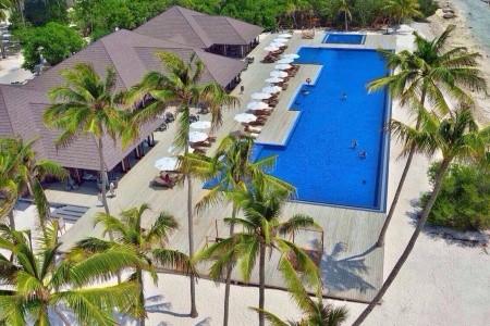 Dovolenka  - Maldivy - Atmosphere Kanifushi Maldives