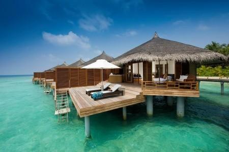 Dovolenka  - Maldivy - Kuramathi Island Resort