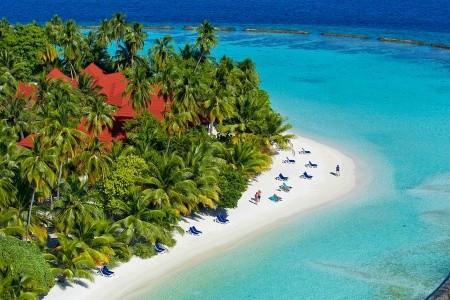 Dovolenka  - Maldivy - Kurumba Maldives