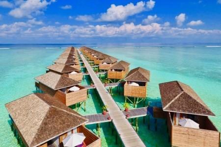 Dovolenka  - Maldivy - Meeru Island Resort