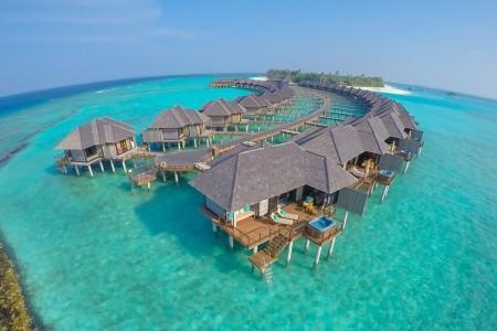 Dovolenka  - Maldivy - The Sun Siyam Irufushi Resort & Spa