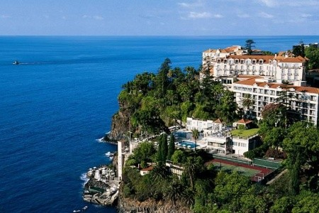 Dovolenka  - Madeira - Belmond Reid's Palace
