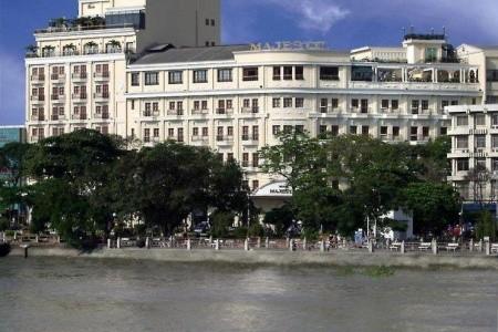 Dovolenka  - Vietnam - Pullman Saigon Centre