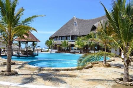 Dovolenka  - Keňa - Jacaranda Beach Resort