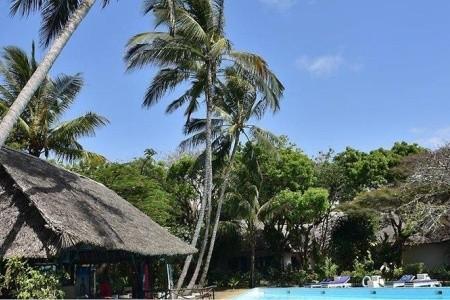 Dovolenka  - Keňa - Baobab Sea Lodge