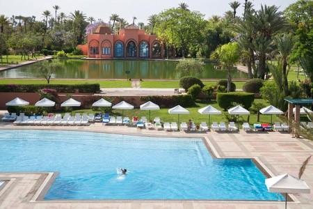 Dovolenka  - Maroko - Pullman Marrakech Palmeraie Resort & Spa