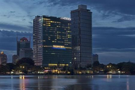 Dovolenka  - Vietnam - Le Méridien Saigon