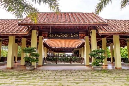 Dovolenka  - Vietnam - Romana Resort