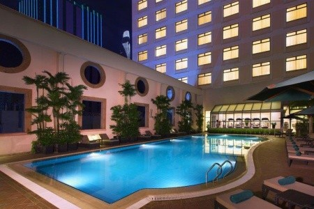 Dovolenka  - Vietnam - Sheraton Saigon Hotel & Towers