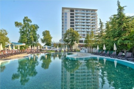 Dovolenka  - Bulharsko - Grifid Hotels Metropol