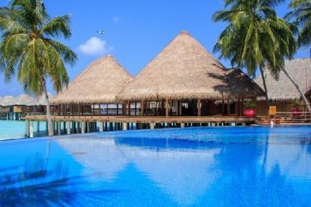 Dovolenka  - Maldivy - Sun Aqua Vilu Reef Maldives