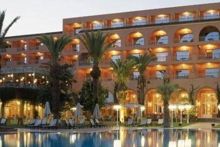 Dovolenka  - Maroko - Sofitel Marrakech Lounge & Spa
