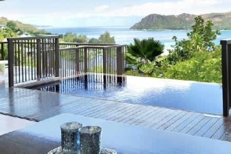 Dovolenka  - Seychely - Raffles Seychelles