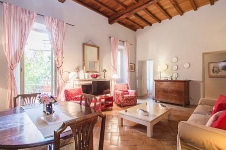 Dovolenka  - Barberini Terrace