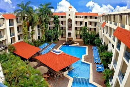 Dovolenka  - Mexiko - Adhara Hacienda Cancun