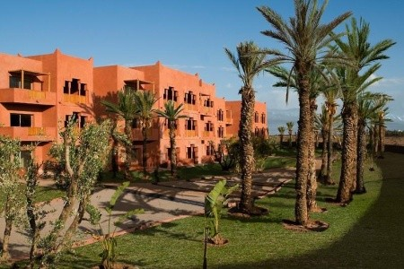 Dovolenka  - Maroko - Sentido Kenzi Menara Palace
