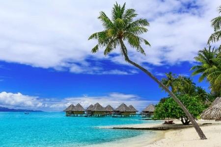 Dovolenka  - Francúzska Polynézia - Nový Zéland - Francouzská Polynésie - Cesta na druhý konec světa