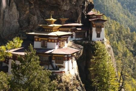 Dárdžiling - Sikkim - Bhútán - Káthmandú - Čtyři klenoty Himálaje