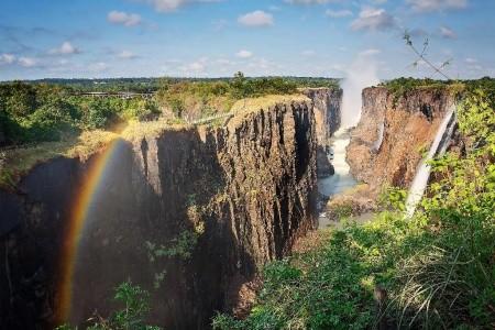 Dovolenka  - Zimbabwe - Zimbabwe - Botswana - Namibie - Safari v deltě Okavanga