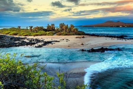 Dovolenka  - Ekvádor - Galapágy - Ráj zvířat na ostrovech v Pacifiku