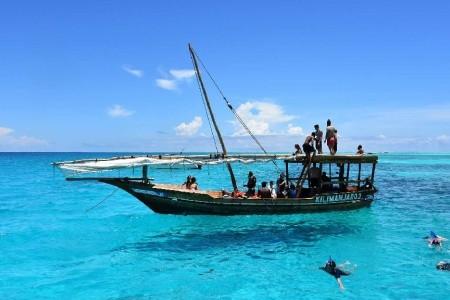 Dovolenka  - Keňa - Keňa - Tanzanie - Zanzibar - Safari vkomfortním balení!