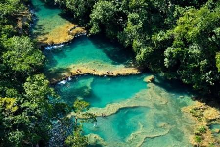 Dovolenka  - Guatemala - Guatemala - Belize - Mayské dobrodružství a karibská robinsonáda