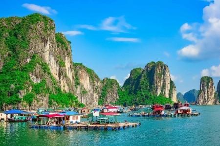 Dovolenka  - Vietnam - Vietnam - Rodinné dobrodružství - Pohádkové kulisy Země draků pro malé i velké