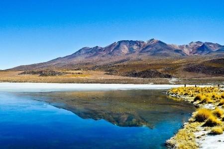 Dovolenka  - Argentína - Argentina - Severní Chile - Bolívie - Solné pouště i historie
