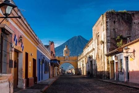 Dovolenka  - Mexiko - Mexiko - Belize - Honduras - Guatemala - Říše Mayů a pláže Karibiku