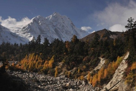 Dovolenka  - Nepál - trek kolem bájné Manaslu - Tajemné údolí Tsum