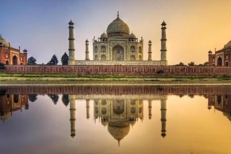 Dovolenka  - India - Nepál - Indie - Posvátná místa pod Himálajem