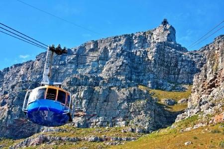 Dovolenka  - Juhoafrická republika - JAR - Svazijsko - Botswana - Zimbabwe - Z Kapského města na safari