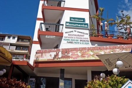 Dovolenka  - Madeira - Residence Monumental