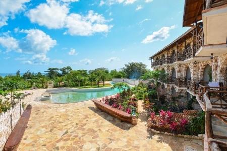 Dovolenka  - Zanzibar - Palumbo Kendwa